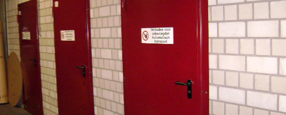 Welkom bij BDC-Enschede. Specialist op het gebied van brandwerende deuren.